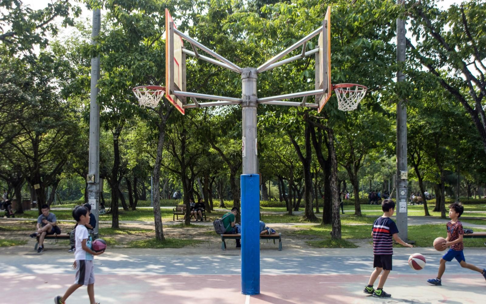 SLABhood客場<br/>臺北大安森林公園